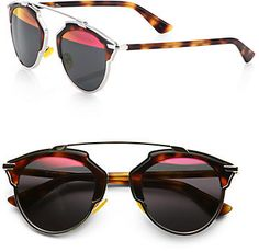 a77ae42c79d Christian Dior Dior So Real 48mm Pantos Sunglasses on shopstyle.com  Christian Dior Sunglasses