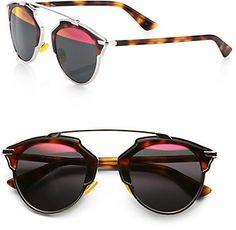 Christian Dior Dior So Real 48mm Pantos Sunglasses on shopstyle.com