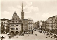 Nysa, now in Poland (1915-1925). The City that I'm from where my heart is <3 muuuch loVe