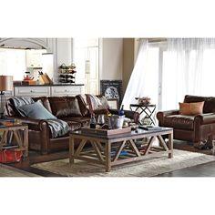Living Room Furniture - Burnham Sofa