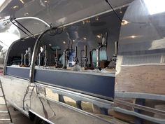 Image result for airstream bar trailer