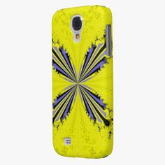 Love it! This Fractal Butterfly Samsung Galaxy S4 Case is completely customizable and ready to be personalized or purchased as is. It's a perfect gift for you or your friends.