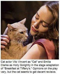 Emilia Clarke & Vito Vincent