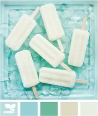 Icy Summer Tones!