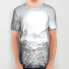 The red sounds and poems, Chapter II All Over Print Shirt