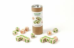 Snakes Dice Game - Snakes is an interactive game of dice where players build their own criss-crossing snakes. Because each dice has multiple options, each snake will be unique in dimension, leading to multiple game outcomes. Paper Child, Snake Game, Board Game Design, Dice Games, Designer Toys, Wooden Blocks, Wood Toys, Infant Activities, Accessories Store
