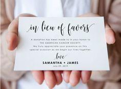 Unique Wedding Favors, Unique Weddings, Wedding Gifts, Wedding Ideas, Donation Wedding Favors, Wedding Things, Wedding Stuff, Wedding Inspiration, Wedding Pictures