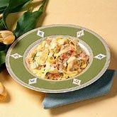 Tagliatelle met gerookte zalm recept - Pasta - Eten Gerechten - Recepten Vandaag