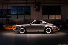 1985 Porsche 911 Targa by Jeremy  Cliff, via 500px