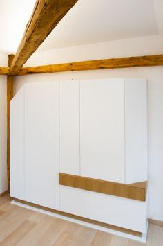 Contextual wardrobe – Design and Architecture Wardrobe Design, Furniture Design, Divider, House Design, Architecture, Room, Home Decor, Arquitetura, Bedroom