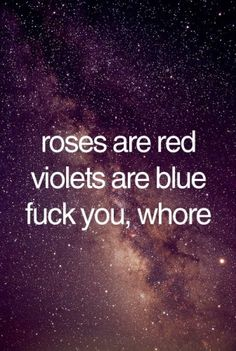 Ha would love to send this poem to a couple ex girlfriends