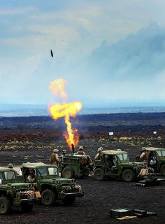 Ring of Fire by United States Marine Corps