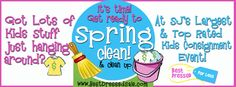 A Sellers Guide to Spring Items at Best Dressed for Less Kids Consignment Sale