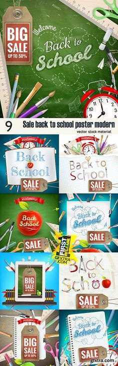 Sale back to school poster modern http://webtutorsliv.ml/threads/sale-back-to-school-poster-modern.43695/