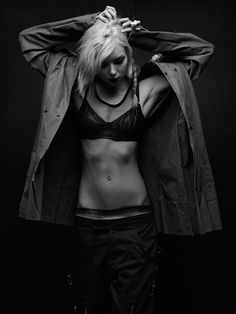 Schanae Jellick by Peter Coulson.