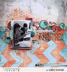 Together by Riikka Kovasin for 7 Dots Studio