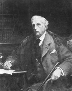 John Campbell, 9th Duke of Argyll in his later years.