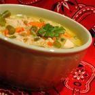Can Opener Chicken Tortilla Cheese Soup @ mantestedrecipes.com