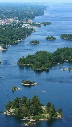Thousand islands ontario
