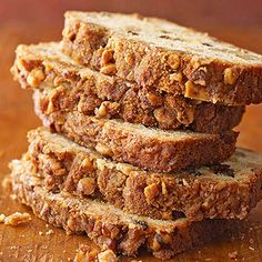 Move over apple pie! This bread--with its moist apple flavor and pecan streusel topping--may become the Christmas recipe everyone craves.