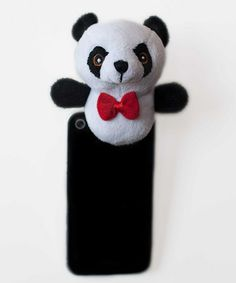 Take a look at this Panda Mini Shutter Hugger by Shutter Huggers on #zulily today!