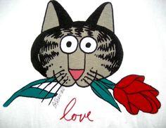 Love Cat by B. Kliban