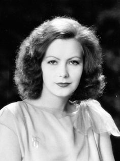 Greta Garbo on the set of The Single Standard, 1929.