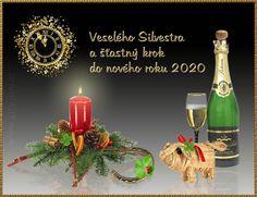 Gify Nena - Nový rok 1 Merry Christmas, Christmas Ornaments, Table Decorations, Holiday Decor, Home Decor, Merry Little Christmas, Decoration Home, Room Decor, Christmas Jewelry