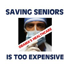 Obamacare.....after age 70 some procedures aren't available.   Goodbye Grandma & Grandpa.  -----