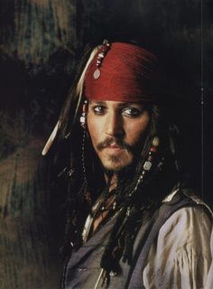 Jack Sparrow. One of my favorite characters ever!
