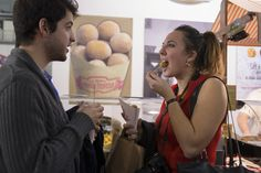 Rosso come visitatori golosi! #sorrisi #bontà #goodfood #handmade