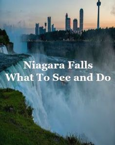 Niagara Falls- What To See and Do for a first time visitor. Live Simple, Travel Well: Planning A Dream Road Trip: Spotlight On Niagara Falls #NiagaraFalls #Canada