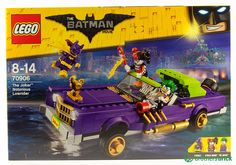 70906 The Joker Notorious Lowrider [Review]