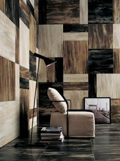 stunning panelled walls