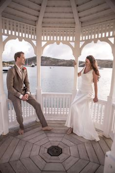 Pippa and Chris had a hot coral wedding in the Caribbean