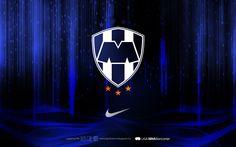 #Wallpaper Mod021113CTG(1) #LigraficaMX #DiseñoYFútbol #ElFútbolNosInspira • @Rayados de Monterrey Oficial #Nike