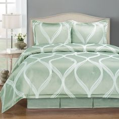 Westgate Wave 4 Piece Comforter Set