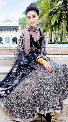 Kareena Kapoor Khan in floral printed gown