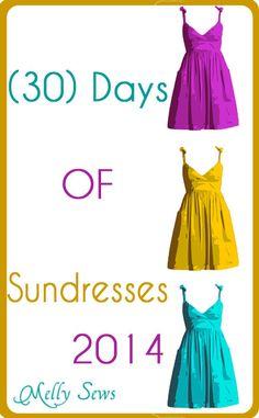 30 Days of Sundresses! – Mesh Sundress!