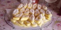 AddThis is a free way to boost traffic back to your site by making it easier for visitors to share your content Hungarian Desserts, Hungarian Recipes, Russian Recipes, Donut Recipes, Healthy Dessert Recipes, Breakfast Recipes, Cooking Recipes, Eastern European Recipes, Russian Cakes