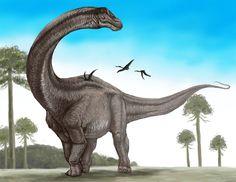 Supersaurus lourinhanensis by Kowarefusuki