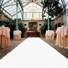 White Carpet Wedding Aisle Runner 1.2 Meter Width 10 Meter Length Polyester Party Event Decoration Mats Rugs Marriage Backdrop