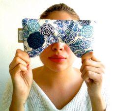 Blue Sky Eye Pillow by InMySolitude on Etsy, $22.00