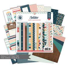 Solstice 6x6 Paper Pad