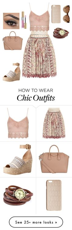 """""""hippie chic"""" by chihuahuagirl on Polyvore featuring Etro, Topshop, Marc Fisher LTD, Givenchy, Dagmar, Michael Kors and Yves Saint Laurent"""