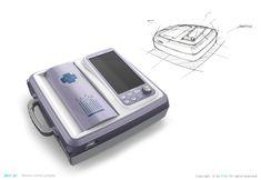 PINO - Electro cardio graphy  - Medical design - 의료기기 디자인 - http://www.designpino.co.kr
