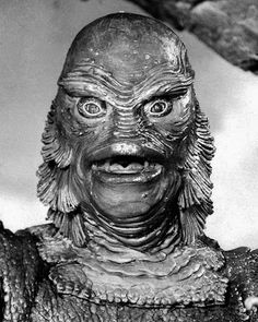 Pop Culture Safari!: Vintage Creature from the Black Lagoon stills and ...