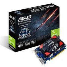 Tarjeta Grafica GForce, ASUS GT730 4GD3/HDMI/DVI