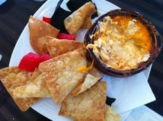 Buffalo Chicken Wing Dip | The Artful Gourmet