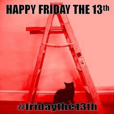 February 13, 2015 -  Friday the 13th